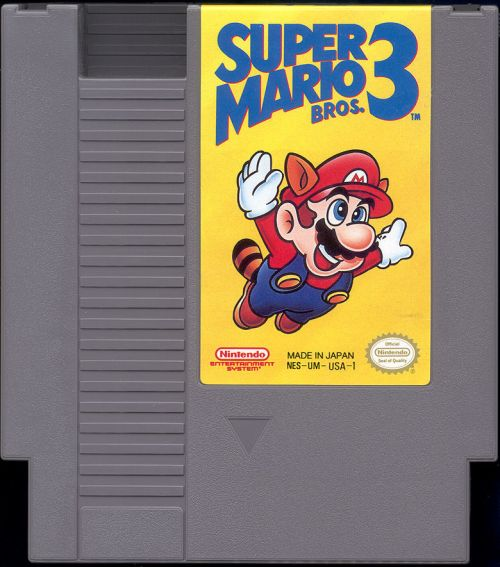SMB3 Cartridge