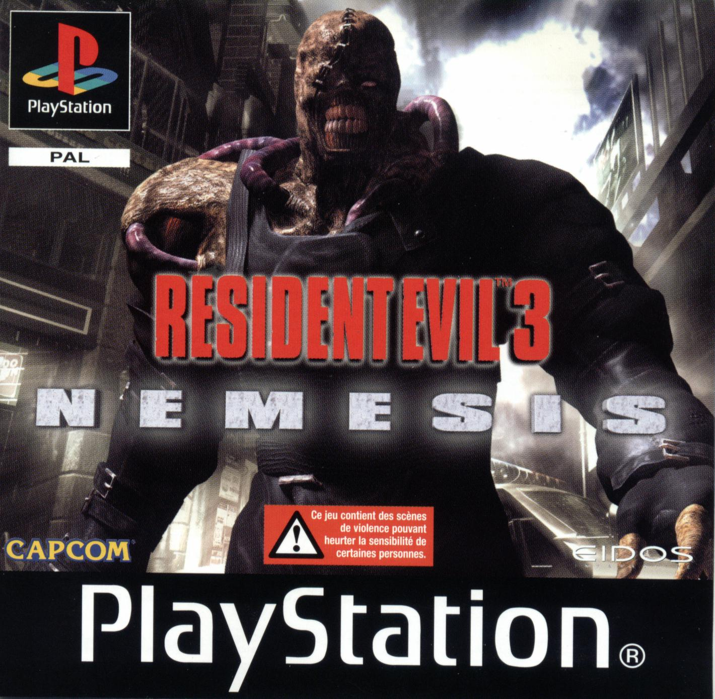 [Coming of Age] Resident Evil 3: Nemesis