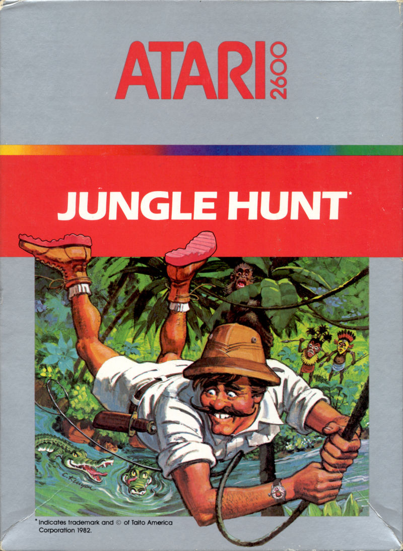 [Happy Birthday!] Jungle Hunt