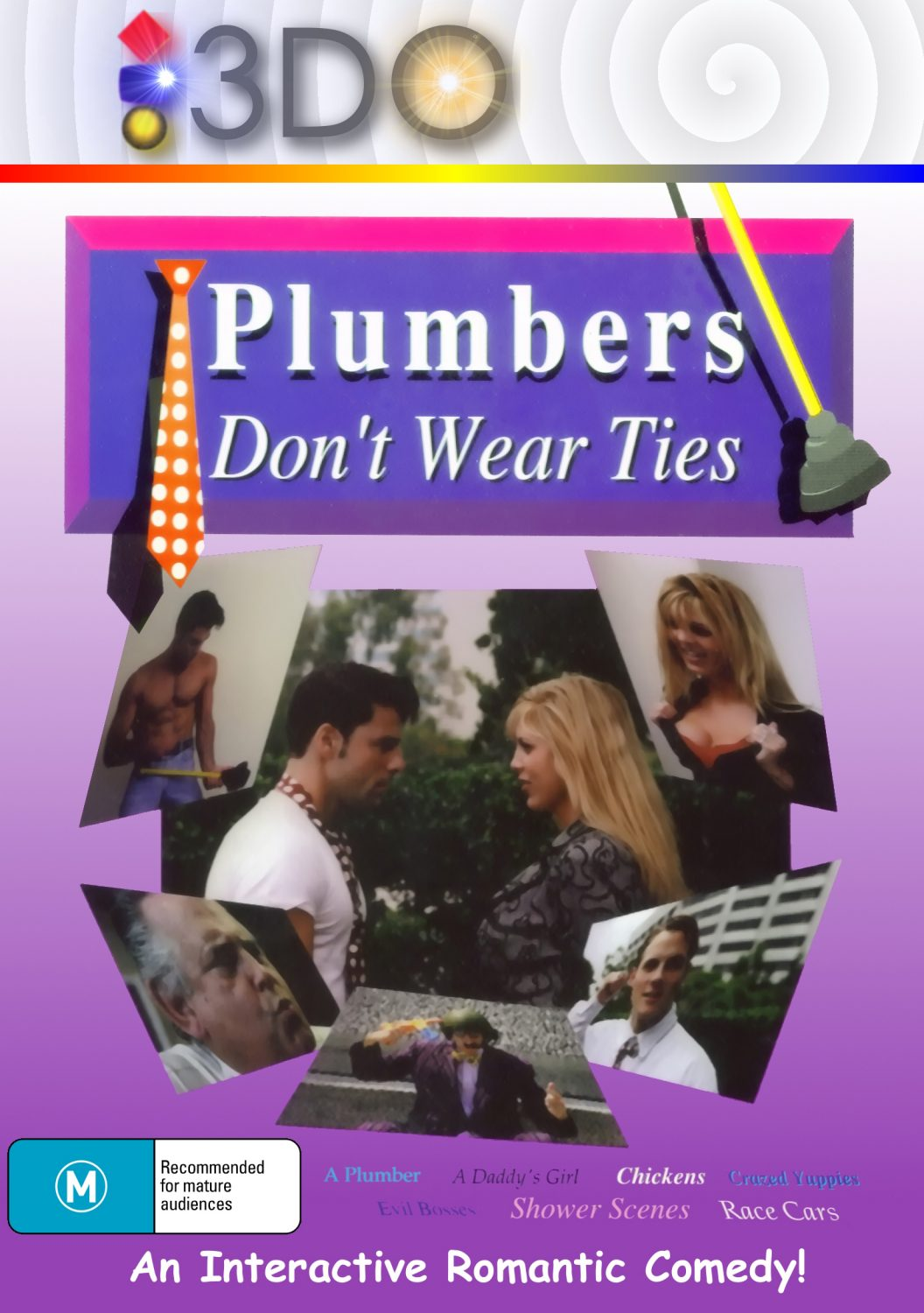 [Forbidden Games] Plumbers Don't Wear Ties