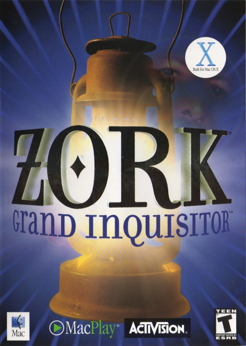 [Happy Birthday!] Zork: Grand Inquisitor