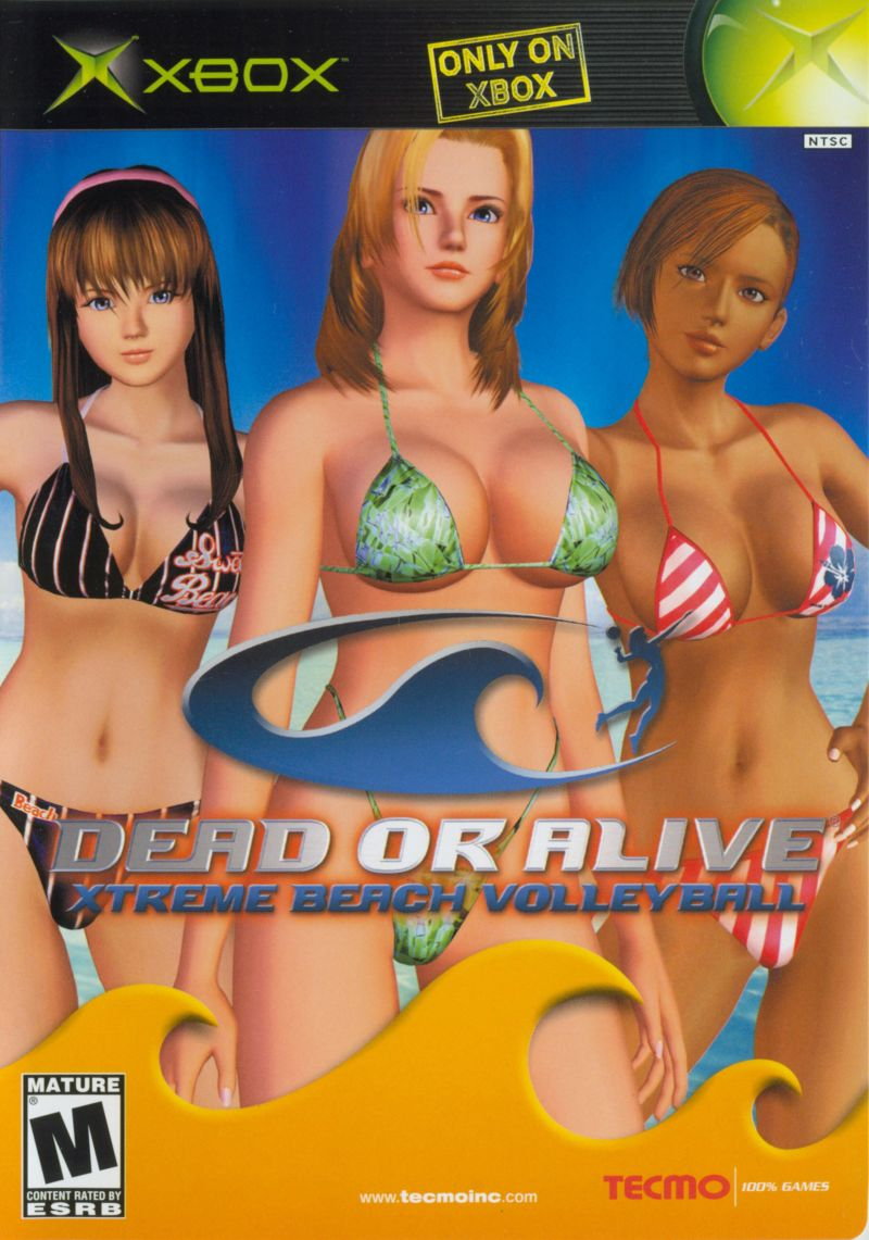 [Forbidden Games] Dead or Alive Xtreme Beach Volleyball